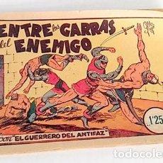 Tebeos: ORIGINAL GUERRERO DEL ANTIFAZ Nº 11. Lote 195323921