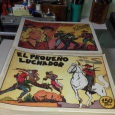 Tebeos: EL PEQUEÑO LUCHADOR 1980. Lote 195330816