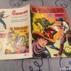 Tebeos: EL TEMERARIO -Nº 4 RIÑA DE BANDIDOS - COLOSOS DEL COMIC - EDITORIAL VALENCIANA 1981. Lote 195413806