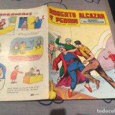 Tebeos: ROBERTO ALCAZAR Y PEDRIN Nº 167 - EDITORIAL VALENCIANA 1979. Lote 195418346