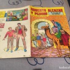 Tebeos: ROBERTO ALCAZAR Y PEDRIN Nº 282 - EDITORIAL VALENCIANA 1981. Lote 195418567