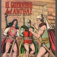 Tebeos: EL GUERRERO DEL ANTIFAZ. Nº 145. EDIVAL, 1972. (ST/MG/B4). Lote 195421525