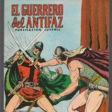 Tebeos: EL GUERRERO DEL ANTIFAZ. Nº 146. EDIVAL, 1972. (ST/MG/B4). Lote 195421680