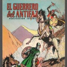 Tebeos: EL GUERRERO DEL ANTIFAZ. Nº 147. EDIVAL, 1972. (ST/MG/B4). Lote 195421787