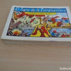 Tebeos: LOTE DE 13 EJEMPLARES ROBERTO ALCÁZAR. EDITA VALENCIANA 1981. Lote 195422912