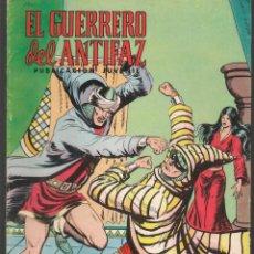 Tebeos: EL GUERRERO DEL ANTIFAZ. Nº 162. EDIVAL, 1972. (ST/MG/B4). Lote 195471006