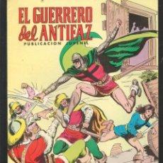 Tebeos: EL GUERRERO DEL ANTIFAZ. Nº 180. EDIVAL, 1972. (ST/MG/B4). Lote 195471893