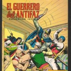 Tebeos: EL GUERRERO DEL ANTIFAZ. Nº 182. EDIVAL, 1972. (ST/MG/B4). Lote 195472002