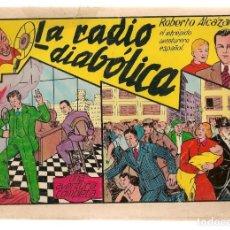 Tebeos: ROBERTO ÁLCAZAR Y PEDRÍN. Nº 3. REEDICIÓN VALENCIANA, 1982.(ST/MG/B4). Lote 195479916