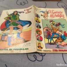 Tebeos: EL GUERRERO DEL ANTIFAZ, SERIE INÉDITA - Nº5 EL CASTILLO DE LOS ESPIRITUS- EDITORIAL VALENCIANA. Lote 195499455