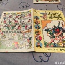 Tebeos: EL GUERRERO DEL ANTIFAZ, SERIE INÉDITA - Nº18 PESADILLA - EDITORIAL VALENCIANA . Lote 195502258