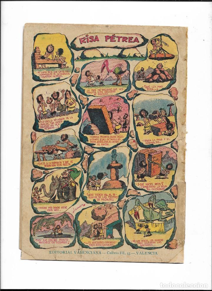 Tebeos: El Hombre de Piedra Colección Completa son 10 Almanaques Originales del Año 1952 al 1976 nuevos - Foto 2 - 195551026
