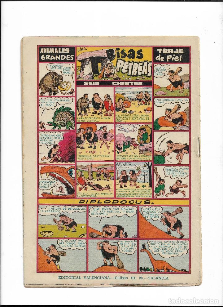 Tebeos: El Hombre de Piedra Colección Completa son 10 Almanaques Originales del Año 1952 al 1976 nuevos - Foto 4 - 195551026