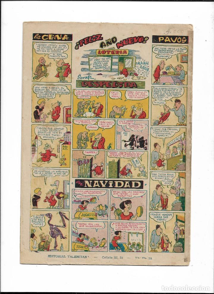 Tebeos: El Hombre de Piedra Colección Completa son 10 Almanaques Originales del Año 1952 al 1976 nuevos - Foto 6 - 195551026
