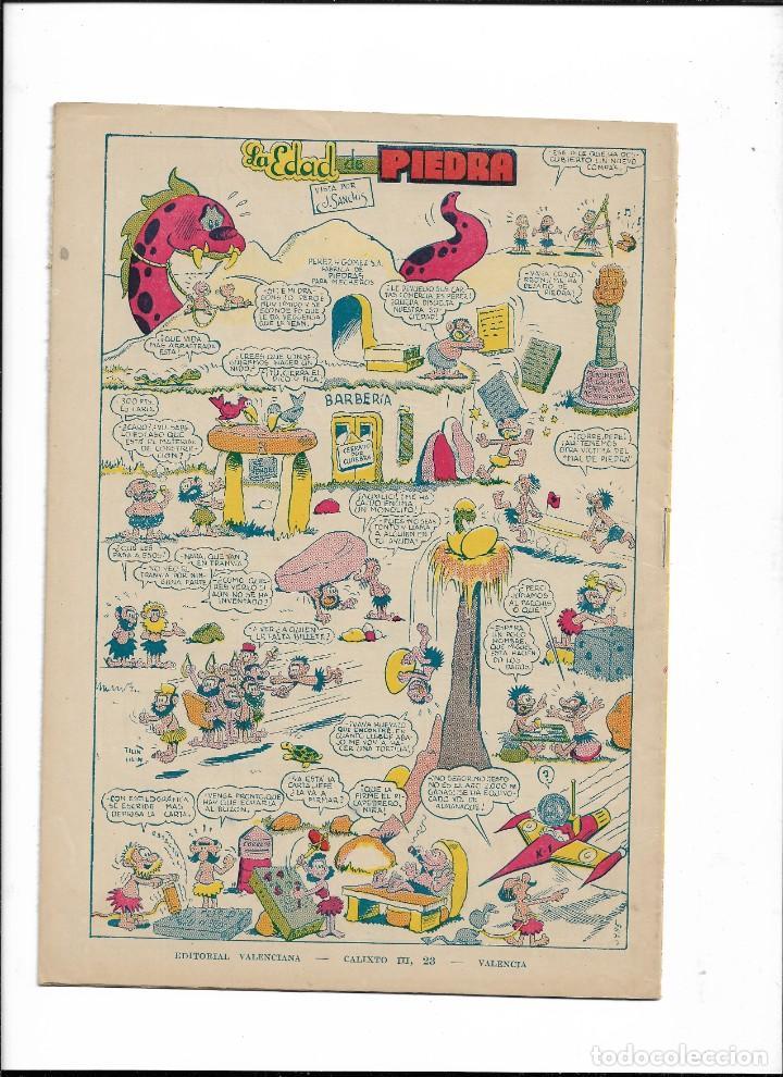 Tebeos: El Hombre de Piedra Colección Completa son 10 Almanaques Originales del Año 1952 al 1976 nuevos - Foto 8 - 195551026