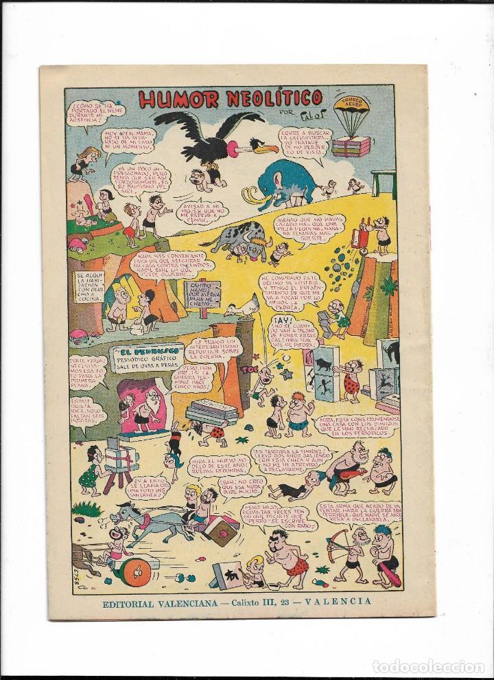 Tebeos: El Hombre de Piedra Colección Completa son 10 Almanaques Originales del Año 1952 al 1976 nuevos - Foto 10 - 195551026