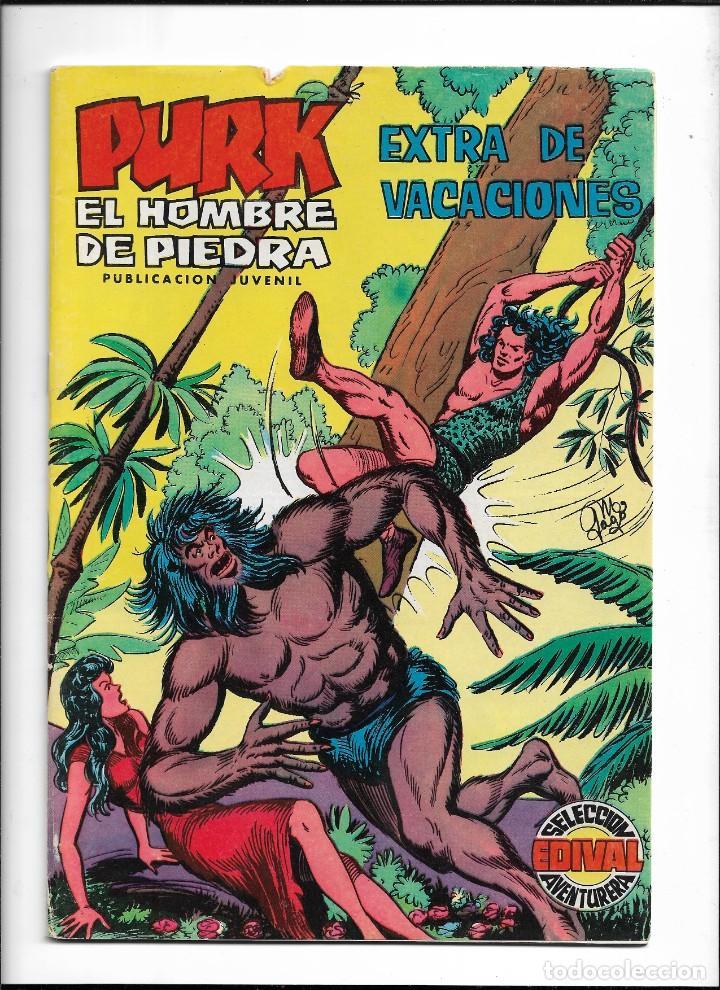 Tebeos: El Hombre de Piedra Colección Completa son 10 Almanaques Originales del Año 1952 al 1976 nuevos - Foto 13 - 195551026