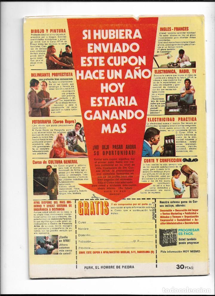 Tebeos: El Hombre de Piedra Colección Completa son 10 Almanaques Originales del Año 1952 al 1976 nuevos - Foto 14 - 195551026