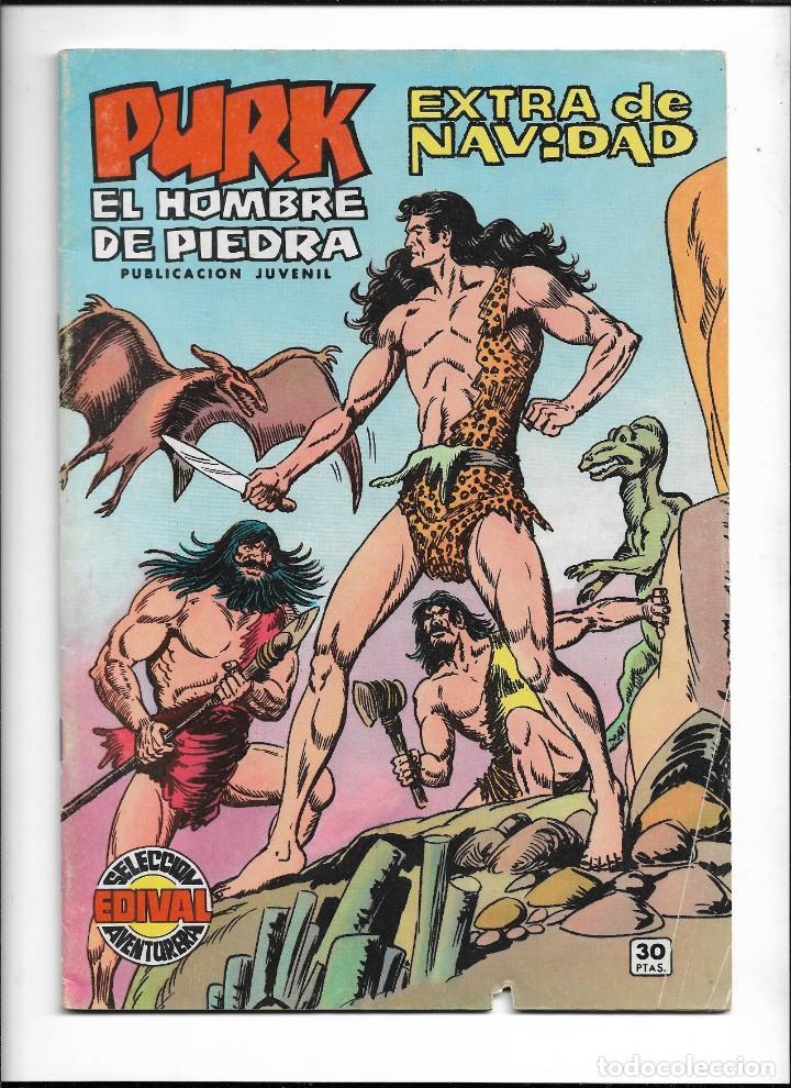Tebeos: El Hombre de Piedra Colección Completa son 10 Almanaques Originales del Año 1952 al 1976 nuevos - Foto 15 - 195551026
