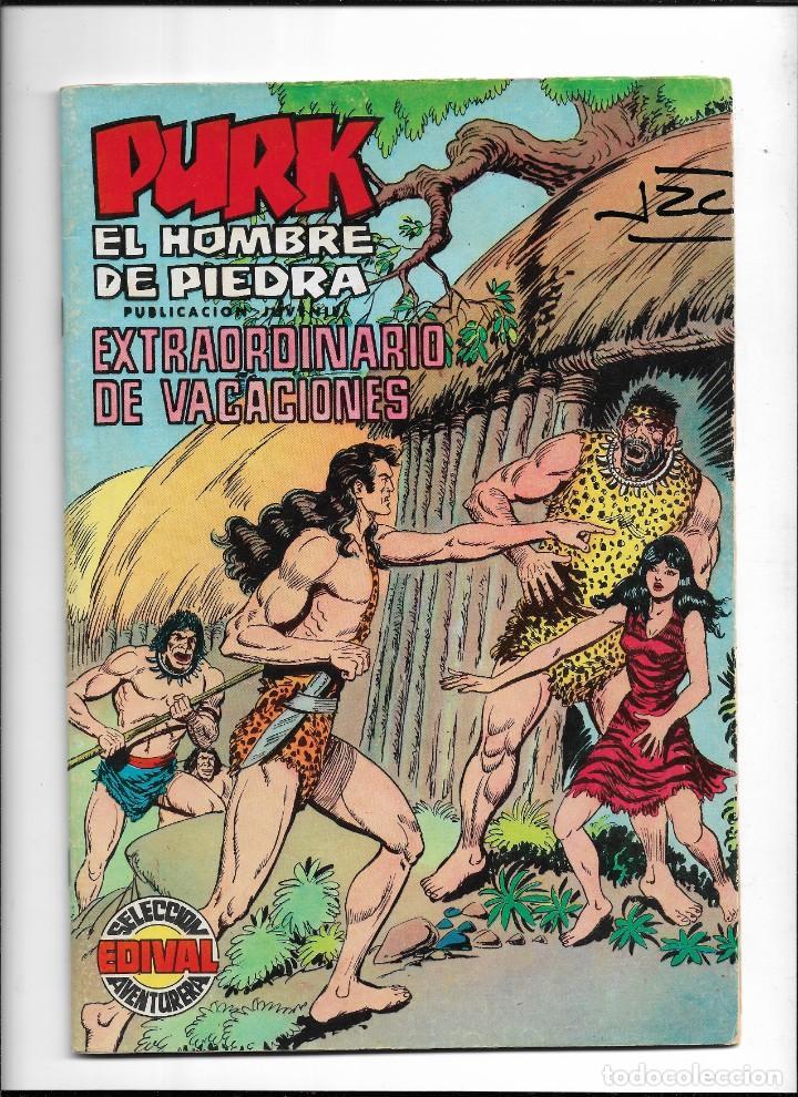 Tebeos: El Hombre de Piedra Colección Completa son 10 Almanaques Originales del Año 1952 al 1976 nuevos - Foto 17 - 195551026