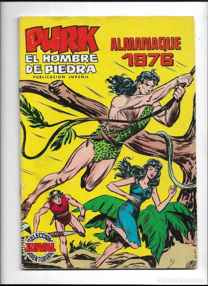 Tebeos: El Hombre de Piedra Colección Completa son 10 Almanaques Originales del Año 1952 al 1976 nuevos - Foto 19 - 195551026