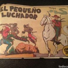 Tebeos: EL PEQUEÑO LUCHADOR COLECCIÓN COMPLETA 230 NÚMEROS, 1945, 1ERA EDICIÓN. Lote 195647483