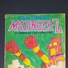 Tebeos: MAXINGER-Z Nº 1 EL ROBOT DE LAS ESTRELLAS. Lote 195721172