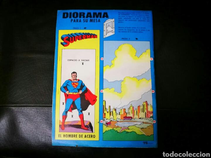 Tebeos: SUPERMAN ALBUN GIGANTE EDITORIAL VALENCIANA 6 MEJORES AVENTURAS - Foto 2 - 195917142