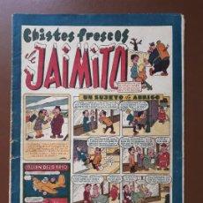 Tebeos: JAIMITO - CHISTES FRESCOS - PRIMERA ETAPA - AÑOS 40. Lote 196077292