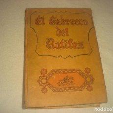Tebeos: EL GUERRERO DEL ANTIFAZ . TOMO 4. CONTIENE LOS EPISODIOS DEL 61 AL 80.. Lote 196128612