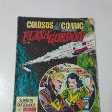 Tebeos: FLASH GORDON NÚMERO 10 COLOSOS DEL CÓMIC 1980 EDITORA VALENCIANA. Lote 196209215