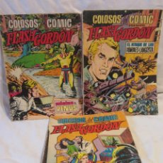 Tebeos: COLOSOS DEL COMIC - FLASH GORDON NUMEROS 39, 45 Y 70. Lote 196215067