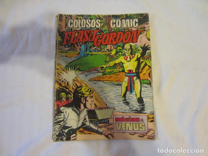 Tebeos: Colosos del Comic - Flash Gordon numeros 39, 45 y 70 - Foto 3 - 196215067