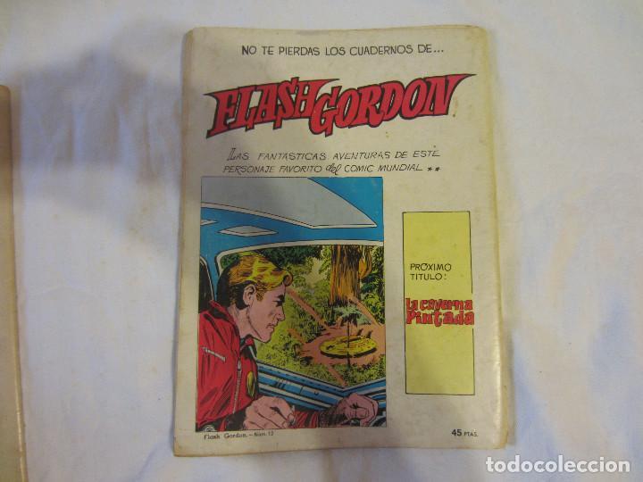 Tebeos: Colosos del Comic - Flash Gordon numeros 39, 45 y 70 - Foto 6 - 196215067