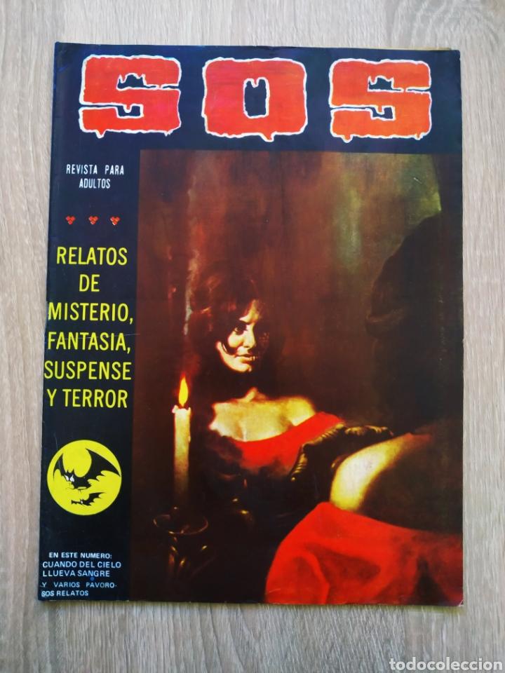 MUY BUEN ESTADO SOS 10 VALENCIANA SEGUNDA EPOCA (Tebeos y Comics - Valenciana - S.O.S)