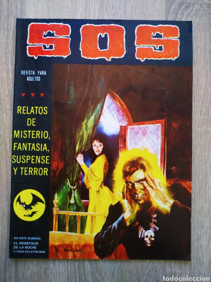 MUY BUEN ESTADO SOS 6 VALENCIANA SEGUNDA EPOCA (Tebeos y Comics - Valenciana - S.O.S)