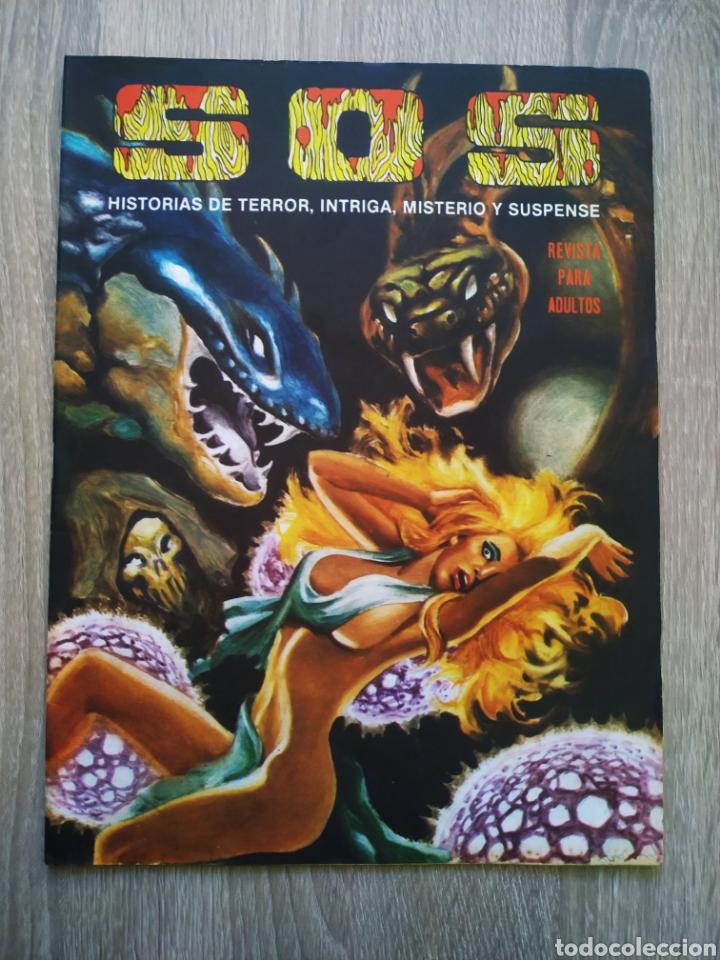 MUY BUEN ESTADO SOS 58 VALENCIANA SEGUNDA EPOCA (Tebeos y Comics - Valenciana - S.O.S)