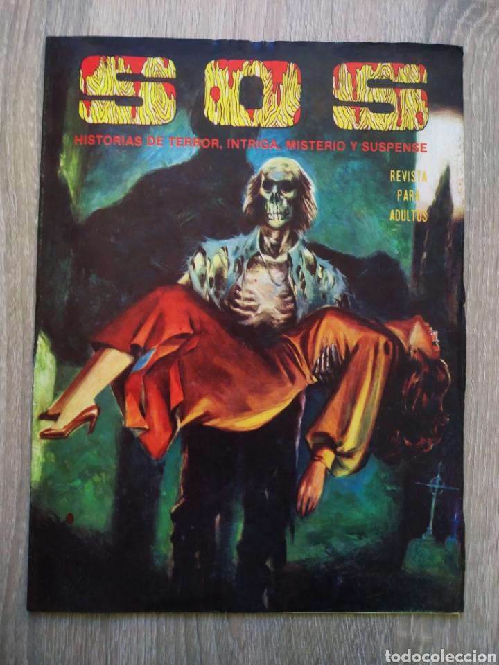 MUY BUEN ESTADO SOS 52 VALENCIANA SEGUNDA EPOCA (Tebeos y Comics - Valenciana - S.O.S)