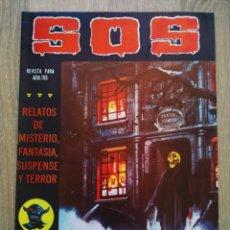 Tebeos: CASI EXCELENTE ESTADO SOS 21 VALENCIANA SEGUNDA EPOCA. Lote 196737931