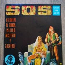 Tebeos: CASI EXCELENTE ESTADO SOS 21 VALENCIANA AÑO I. Lote 196739648