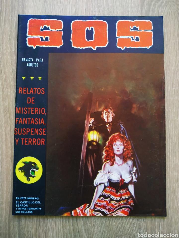 EXCELENTE ESTADO SOS 19 VALENCIANA SEGUNDA EPOCA (Tebeos y Comics - Valenciana - S.O.S)