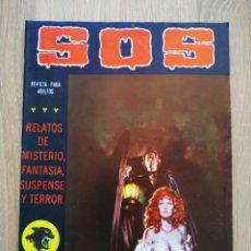 Tebeos: EXCELENTE ESTADO SOS 19 VALENCIANA SEGUNDA EPOCA. Lote 196741206
