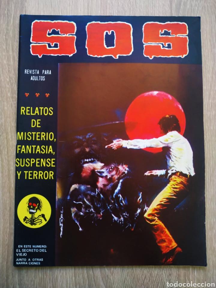 EXCELENTE ESTADO SOS 12 VALENCIANA SEGUNDA EPOCA (Tebeos y Comics - Valenciana - S.O.S)