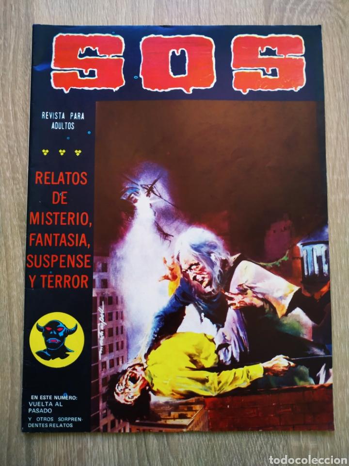 EXCELENTE ESTADO SOS 9 VALENCIANA SEGUNDA EPOCA (Tebeos y Comics - Valenciana - S.O.S)