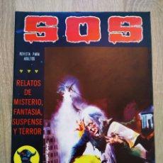 Tebeos: EXCELENTE ESTADO SOS 9 VALENCIANA SEGUNDA EPOCA. Lote 196741973