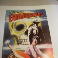 Tebeos: EL HOMBRE ENMASCARADO. Nº 22. LA PRINCESA SIN. COLOR. 1980 (BUEN ESTADO, SEMINUEVO). Lote 197030217