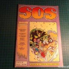 Livros de Banda Desenhada: SOS. Nº 02. VALENCIANA 3ª EPOCA. (B-1). Lote 197156920
