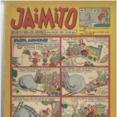 BDs: JAIMITO Nº 815. EDITORIAL VALENCIANA.. C-17. Lote 197200121
