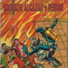 Tebeos: ROBERTO ALCAZAR Y PEDRIN EXTRA Nº 10 - VALENCIANA 1965 - ORIGINAL. Lote 197244115