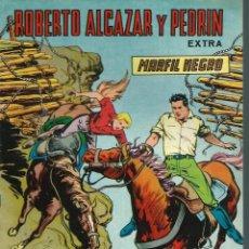 Tebeos: ROBERTO ALCAZAR Y PEDRIN EXTRA Nº 47 - MARFIL NEGRO - VALENCIANA 1967 - ORIGINAL. Lote 197244250